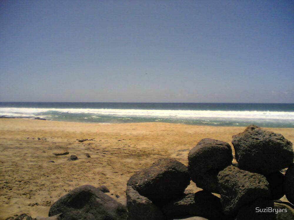 Cotillo Beach by SuziBryars