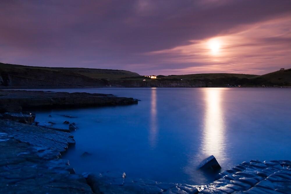 Blue Dawn by Alex Clark