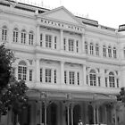 Raffles, Singapore by aaxford