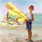 Addison's Kite by Annette