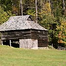 Will Messer Barn by Gary L   Suddath