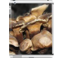 Crowded Fungi on an Old Oak iPad Case/Skin