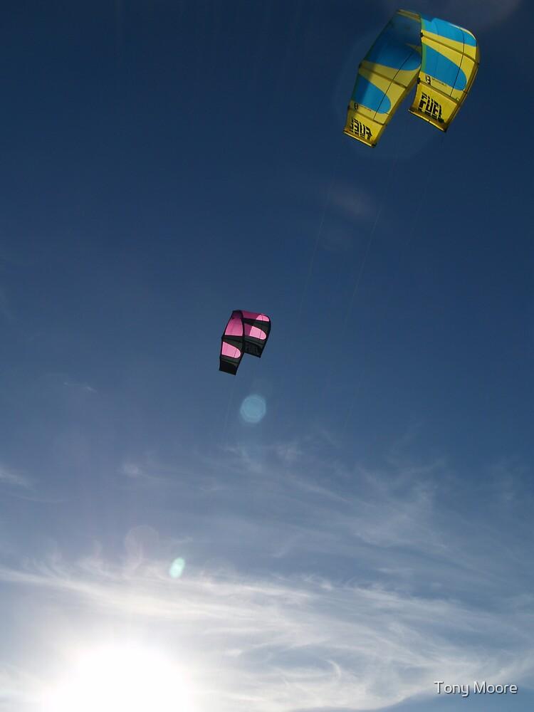 Kite 1 by Tony Moore