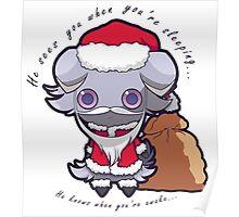 Santa Espurr Poster