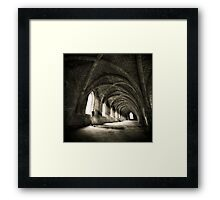 A Thought, A Dream Framed Print