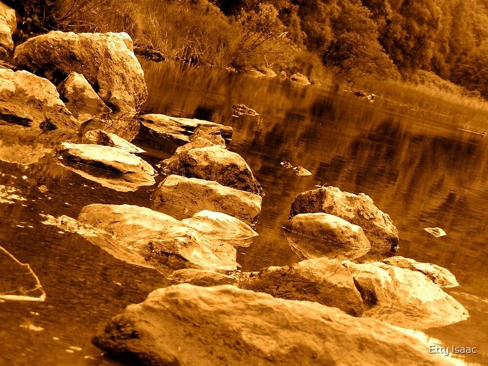 Rocks by Etty Baruch