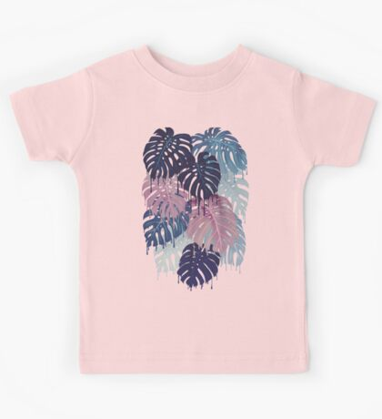 Monstera Melt Kids Clothes