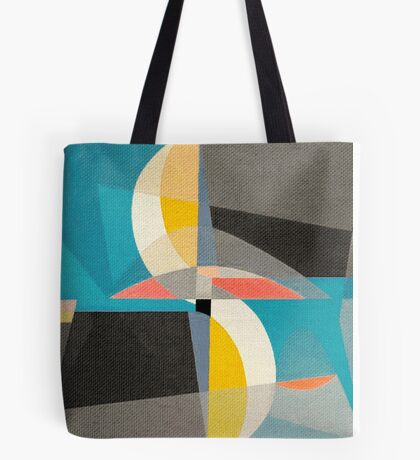 Sailing on the Canal Tote Bag