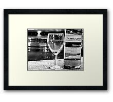 For later.... Framed Print
