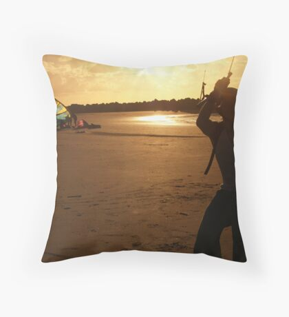 Kite 5 Throw Pillow