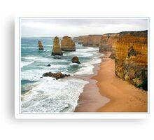 Coastline Canvas Print