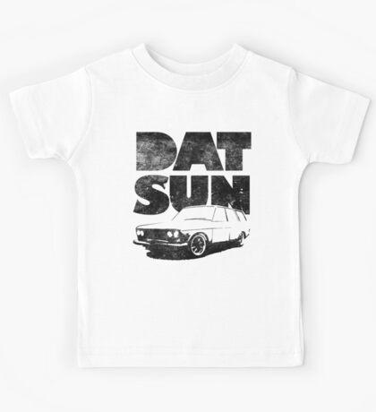 Datsun 510 Wagon Fatty Kids Tee