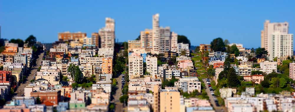 San Francisco by Rob Whiting