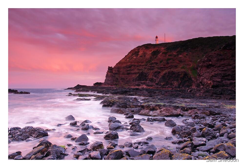 Cape Schanck Lighthouse by Sam Sneddon
