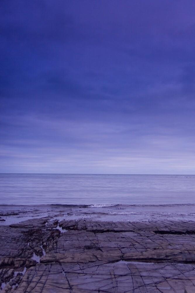 Blue Horizon by Alex Clark