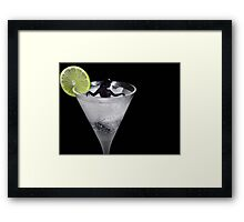 Chillin' Out Framed Print