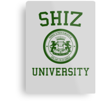 "Shiz University - Wicked ""Elphie"" Version Metal Print"