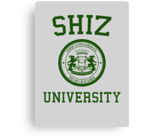 "Shiz University - Wicked ""Elphie"" Version Canvas Print"