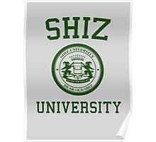 "Shiz University - Wicked ""Elphie"" Version Poster"