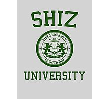 "Shiz University - Wicked ""Elphie"" Version Photographic Print"