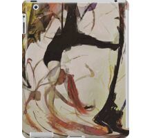 Expression Two Redhead Abstract iPad Case/Skin