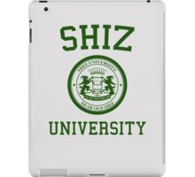 "Shiz University - Wicked ""Elphie"" Version iPad Case/Skin"