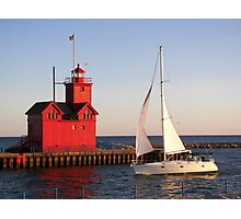 Summer Sail Photographic Print