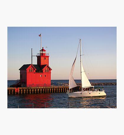 Summer Sail Photographic Print