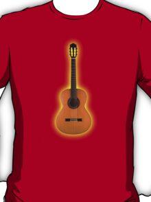 Flamenco  Guitar Classical strings  T-Shirt