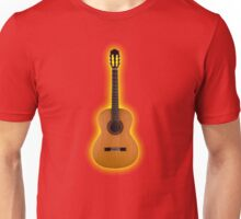 Flamenco  Guitar Classical strings  Unisex T-Shirt