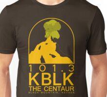 101.3 KBLK Unisex T-Shirt