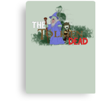 The Tolkien Dead... Canvas Print
