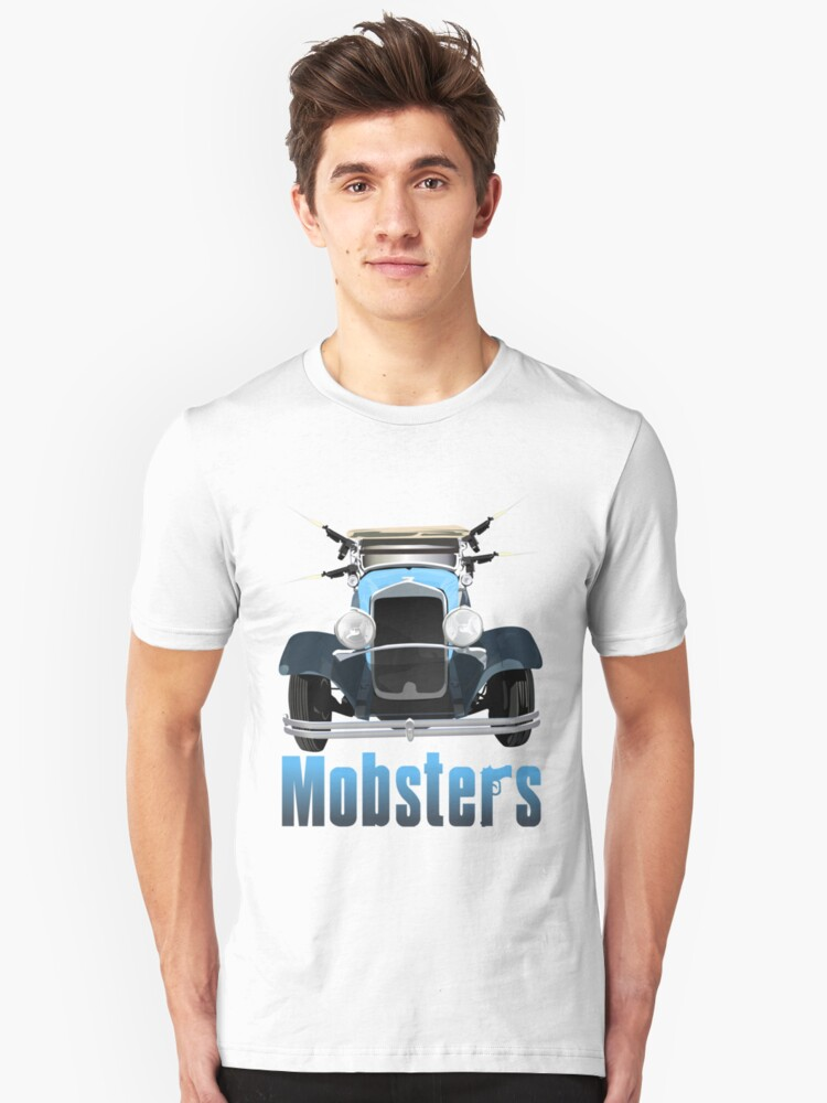 Mobsters by Mason Mullally