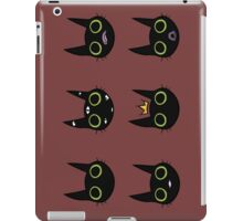 Ouija Cat iPad Case/Skin