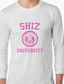 "Shiz University - Wicked ""Popular"" Version Long Sleeve T-Shirt"
