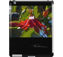 Mary Jane Passiflora - Cool Stuff iPad Case/Skin