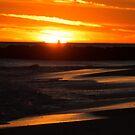 A Winter's Sunset by KarenDinan