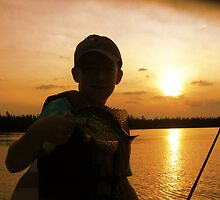 Big Catch by kari