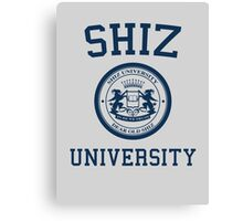 Shiz University - Wicked Canvas Print