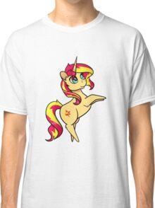 Cute Sunset Shimmer Classic T-Shirt