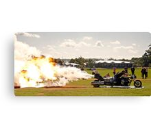JD Jet bike Canvas Print