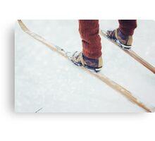 Winter Break Canvas Print