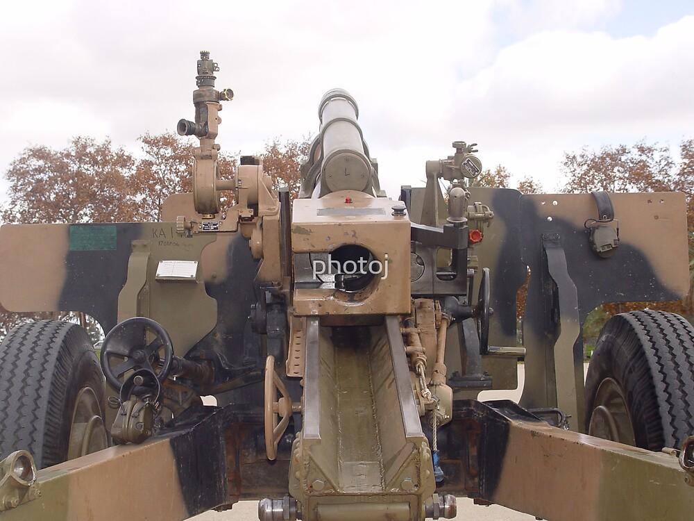 photoj South Australia, Army Canon by photoj