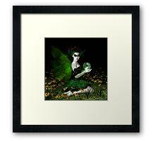 Jewel of the Night Framed Print