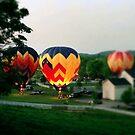 Balloon Dreams by Rodney Lee Williams
