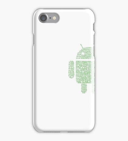 Binary-droidv1.0 iPhone Case/Skin