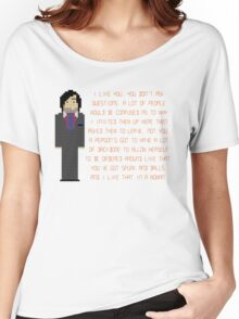 The IT Crowd – I Like That in a Woman Women's Relaxed Fit T-Shirt