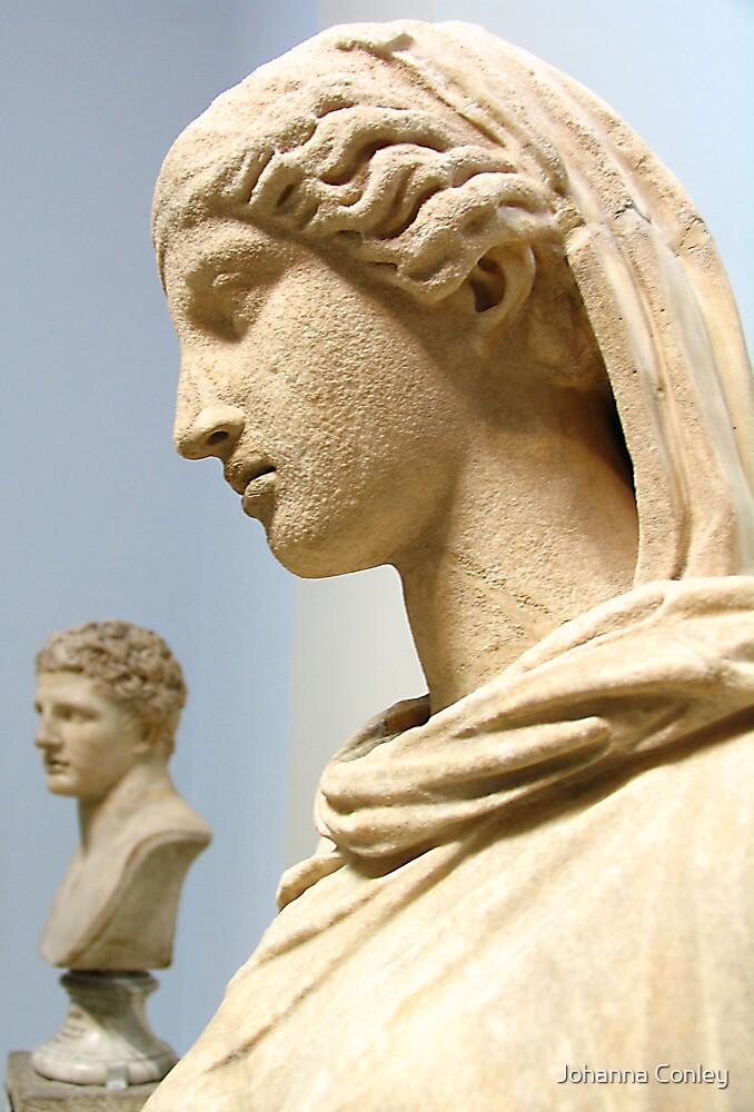 Statue by Johanna Conley