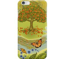 Magic forest iPhone Case/Skin