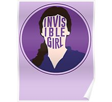 Invisible Girl Poster